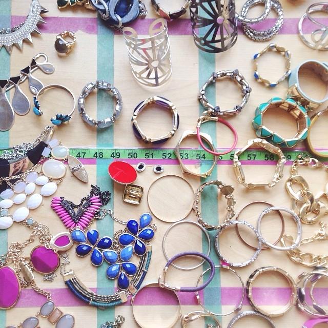 LE TOTE jewelry
