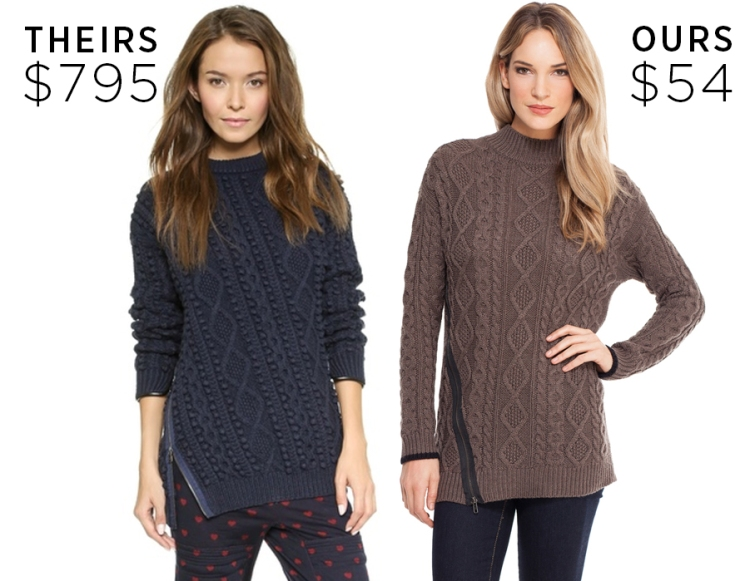 Shop Bop Phillip Lim Sweater for Less from LE TOTE