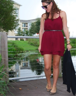 LE TOTE customer Tara from Tampa looks amazing in our RD Style Kinsey dress.