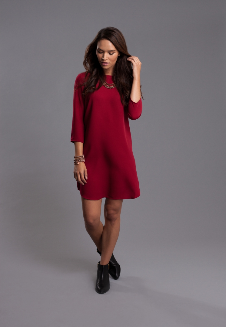 Try our BB Dakota Red Shift to immitate the Marsala trend!