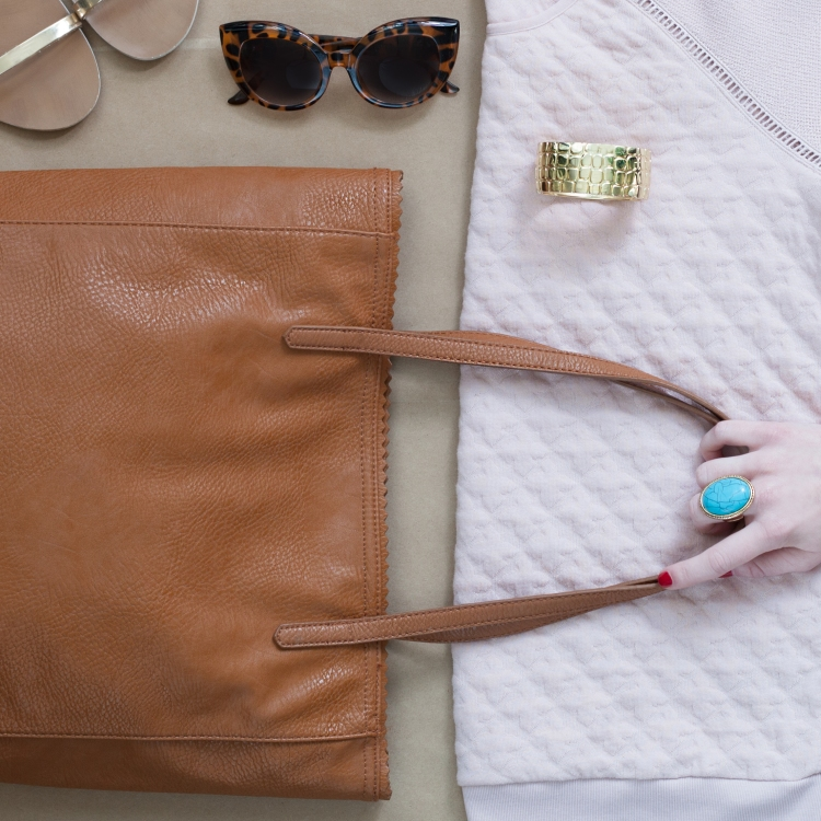 Pastels and Neutrals for Spring from LE TOTE