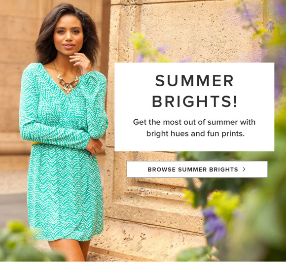Browse Summer Brights