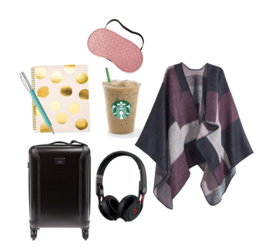 claire's travel essentials