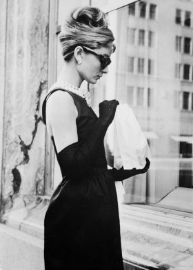 lady like Audrey-Hepburn