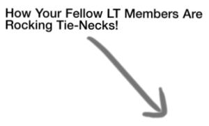 tie-neck
