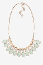 Noir Luxe Tirza Jade Necklace