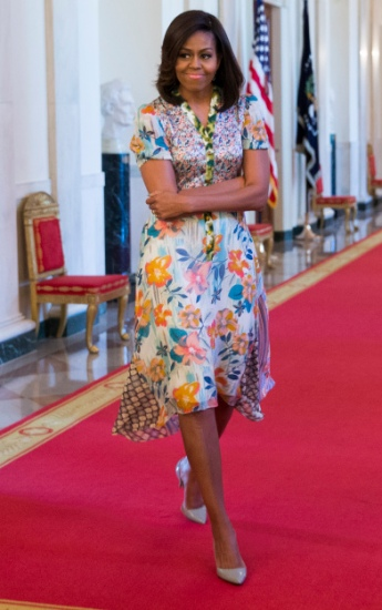AP MICHELLE OBAMA A USA DC