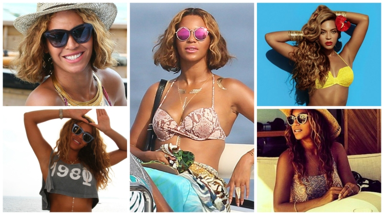 beyonce collage1