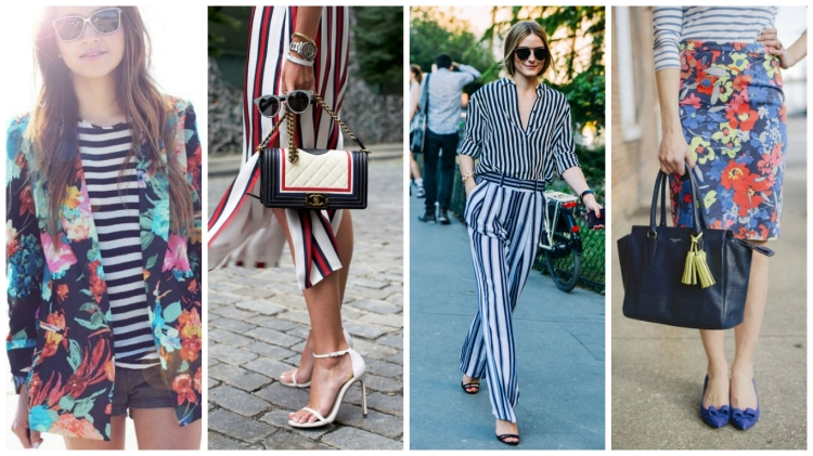 stripes mixed collage1