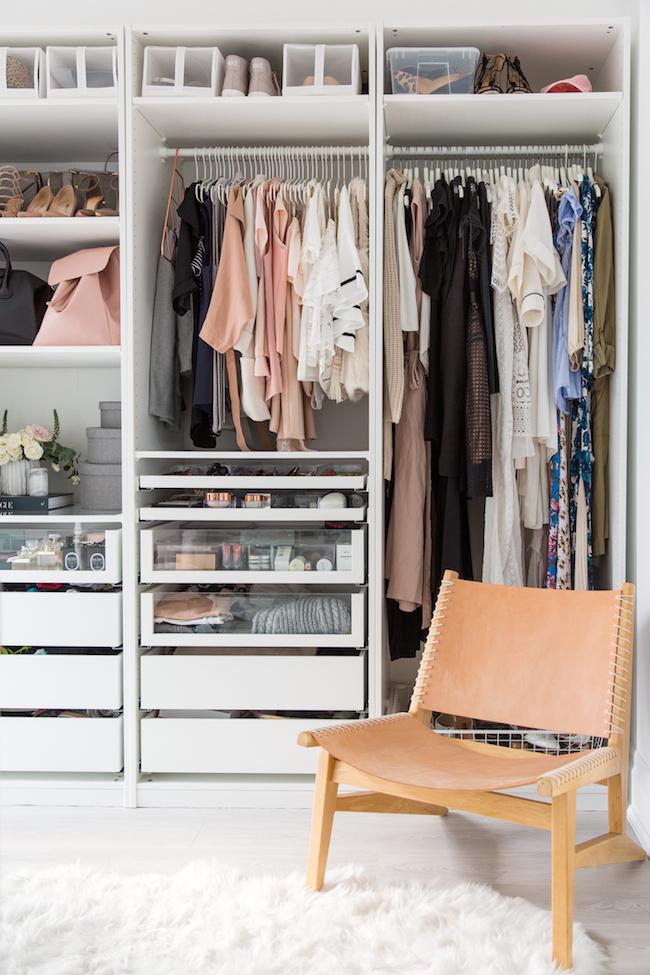 closet blog